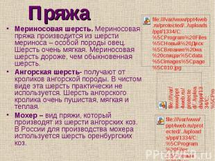 Пряжа Мериносовая шерсть. Мериносовая пряжа производится из шерсти мериноса – ос