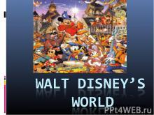 Walt Disney's World