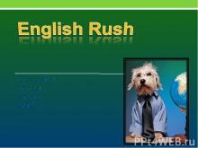 English Rush