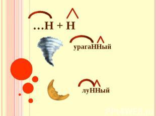 …Н + НурагаННыйлуННый