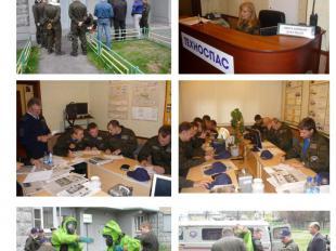 Аттестация ПАСФ «ТЕХНОСПАС»