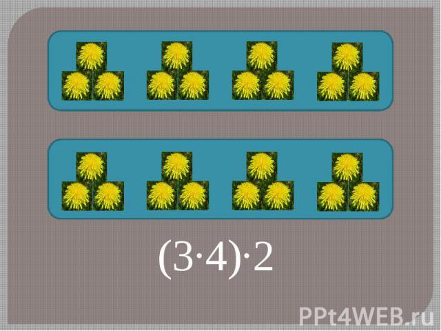 презентация по математике 2 класс умножение числа 3 и на 3