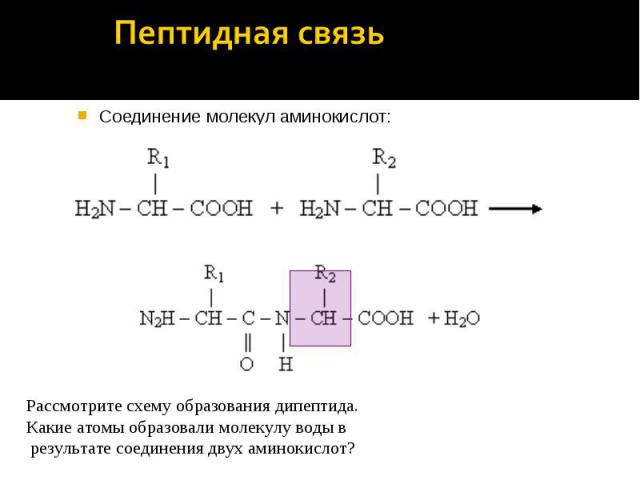 схему образования