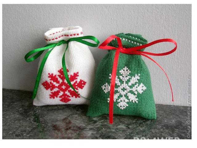 Презентация новогодних подарков