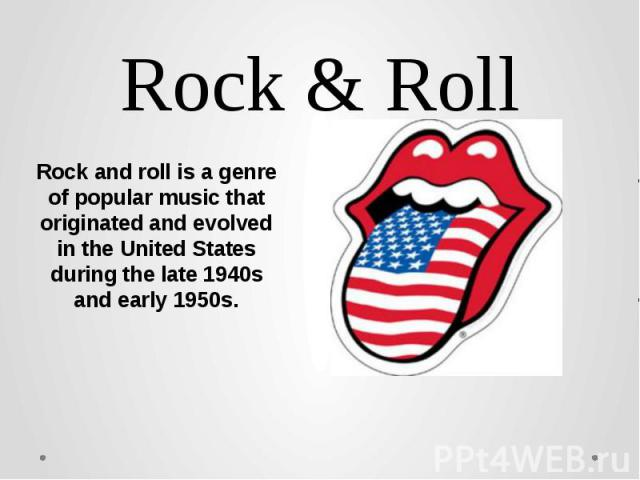 an introduction to the music in the 1950s in the united states People family life there has never been a typical or single traditional family form in the united states in the early 21st century, the ideal family is a vehicle for self-fulfillment and emotional satisfaction.