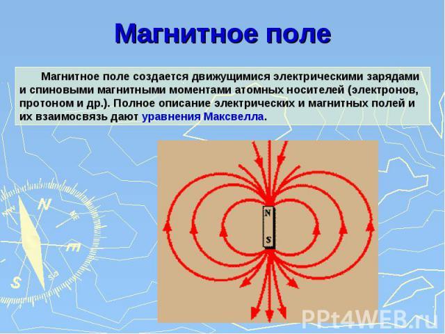 Однородные магнитные поля