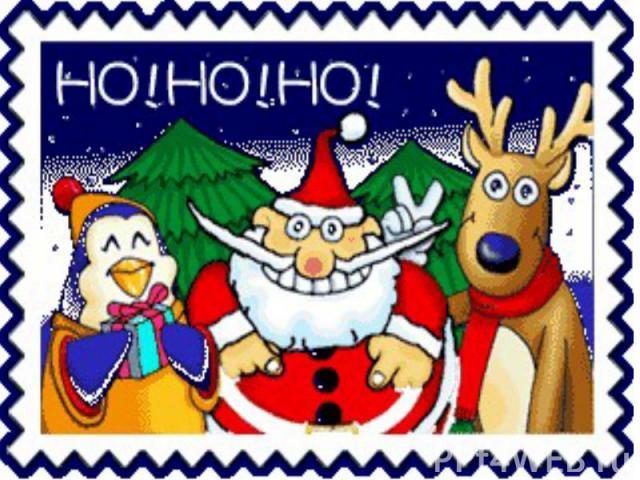 Новогодняя открытка для дошкольников своими руками