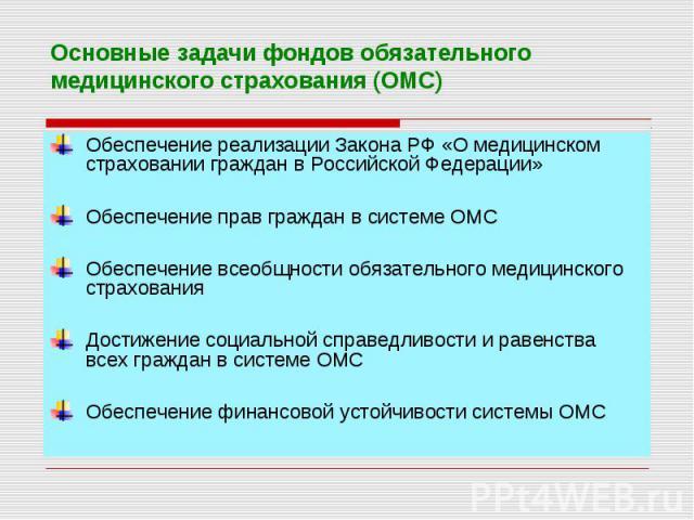 Курсовая работа Медицинское страхование понятие сущность и виды  Договор обязательного медицинского страхования курсовая