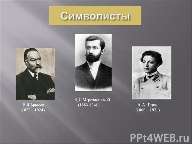 Презентация по литературе серебряный век русской поэзии
