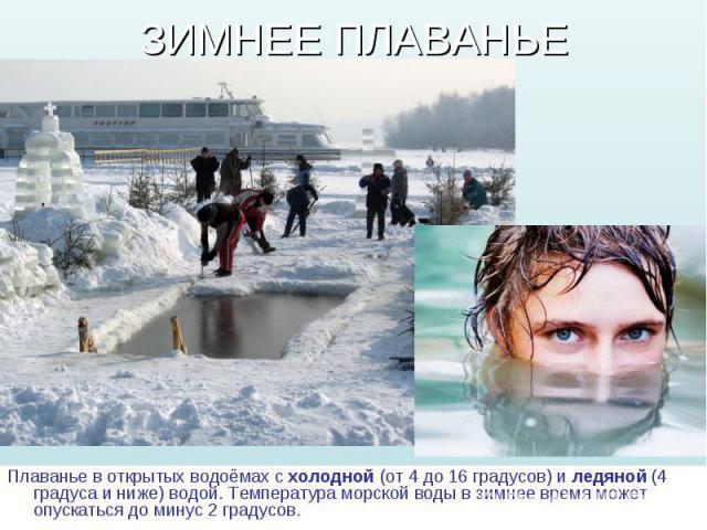 вода 10 градусов кого ловить