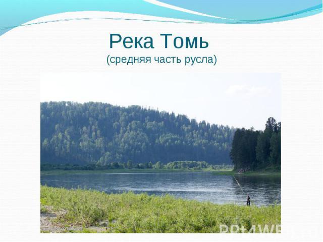 Томь где находится исток реки