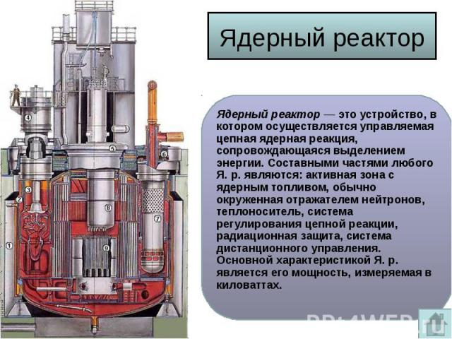 Домашний ядерный реактор