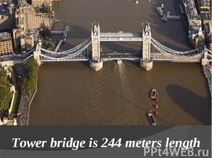The Tower Of London Презентация На Английском