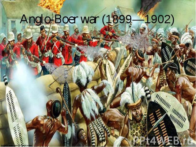 Anglo-Boer war (1899—1902)