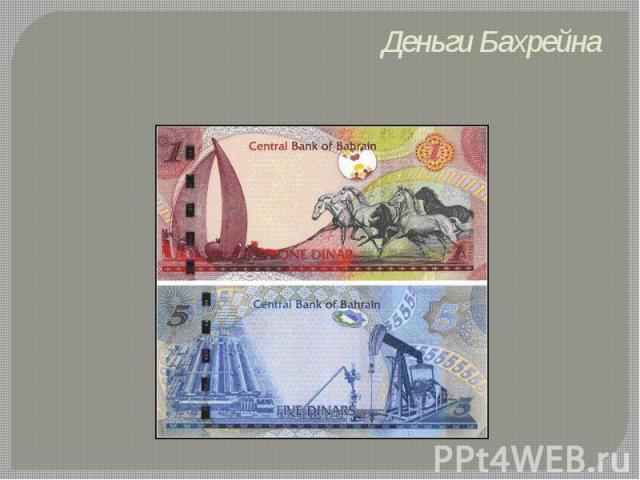 Деньги Бахрейна