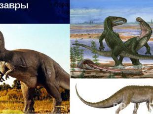 Архозавры