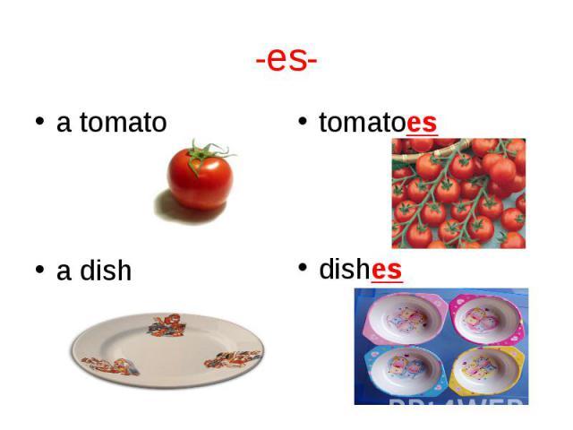 a tomato a tomato