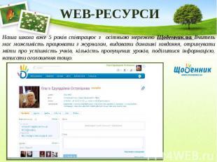 WEB-РЕСУРСИ