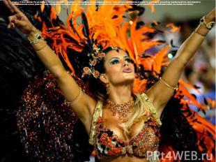 К концу 19 века карнавал Рио-де-Жанейро стал очень популярен и проявлялся в трёх