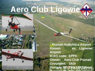 Aero Club Ligowiec