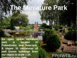 The Miniature Park