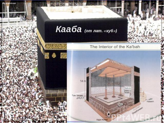Кааба (от лат. «куб»)