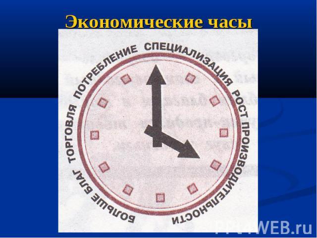 Экономические часы
