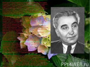Написанное Виноградовым в первое пятилетие 20-х годов поражает и своим объемом и