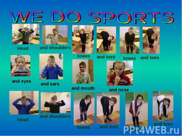 WE DO SPORTS