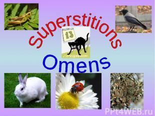 Superstitions Omens