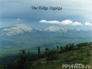 The Ridge Zigalga