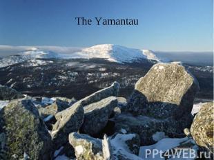 The Yamantau