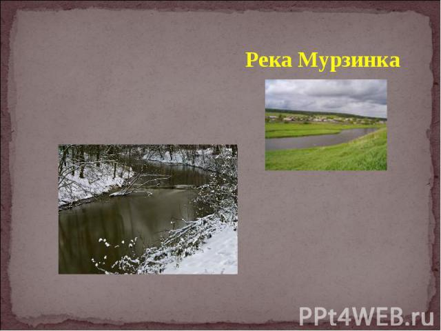 Река Мурзинка