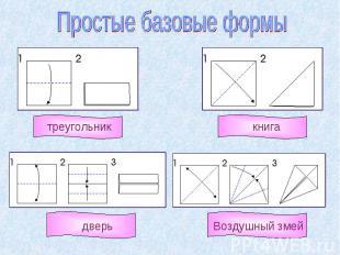 Простые базовые формы