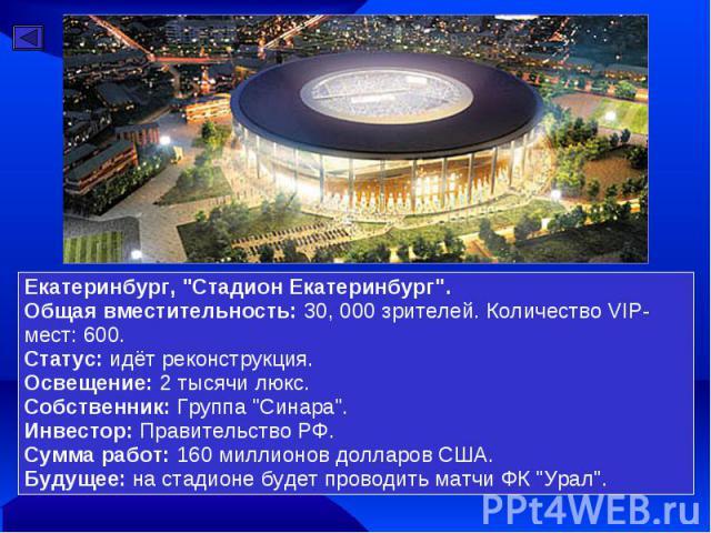 Екатеринбург,