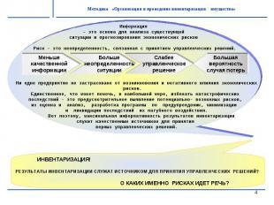 Информация – это основа для анализа существующей ситуации и прогнозирования экон
