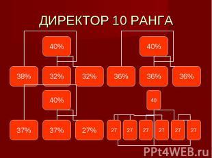 ДИРЕКТОР 10 РАНГА