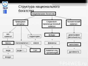 Структура национального богатства
