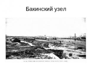 Бакинский узел