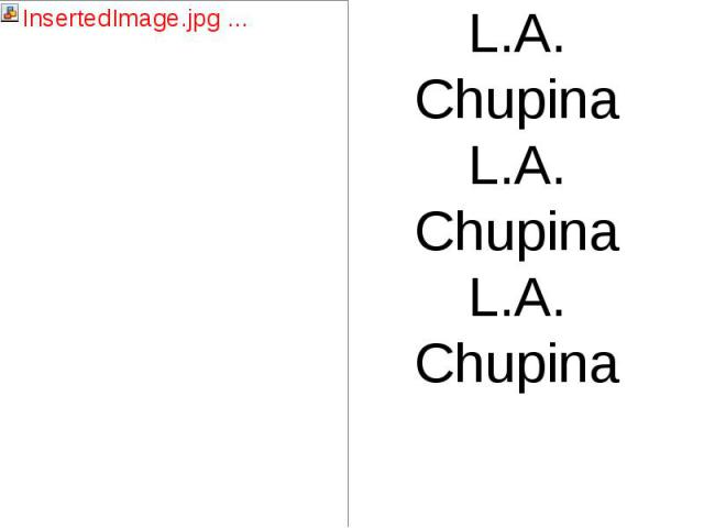 What is M-learning for L.A. Chupina