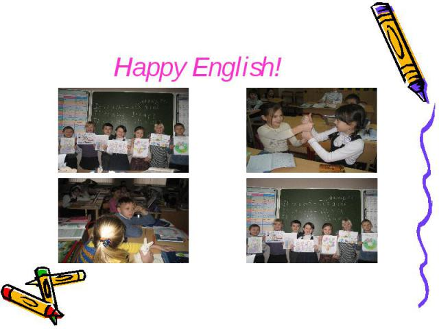 Happy English!
