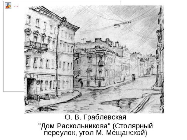 О. В. Граблевская