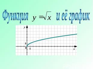Функция и её график