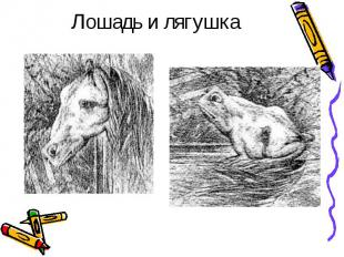 Лошадь и лягушка