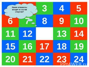 1 2 3 4 5 6 7 8 9 10 11 12 13 14 15 16 17 18 19 20 21 22 23 24 Какие элементы вх