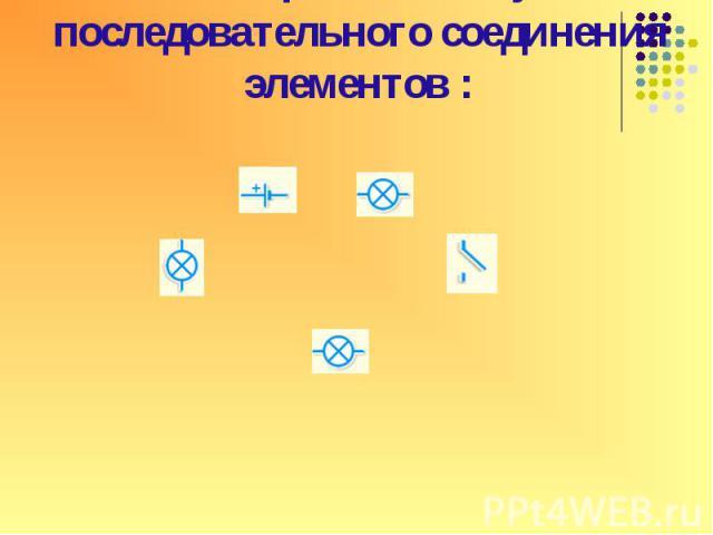 ПРОВЕРЬ СЕБЯ: При последовательном соединении проводников сила тока везде …. Если переставить местами амперметр и резистор в последовательном соединении, то показания амперметра …. Напряжение в цепи равно …. Полное сопротивление равно ….