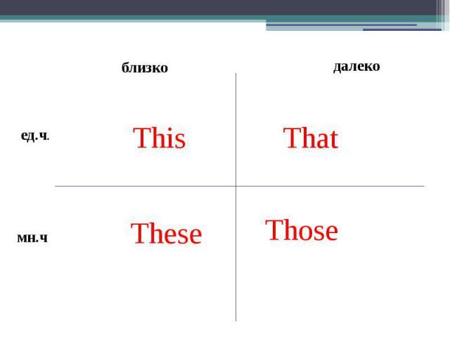 Английский язык Грамматика Специальные вопросы