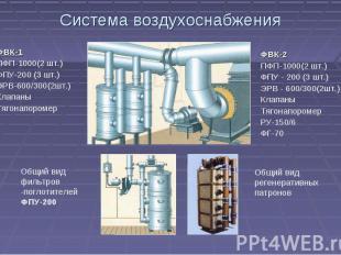 Система воздухоснабжения