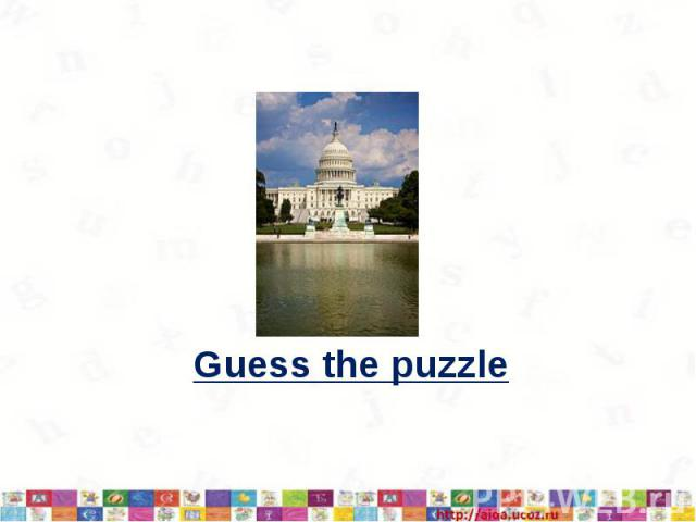 Guess the puzzle