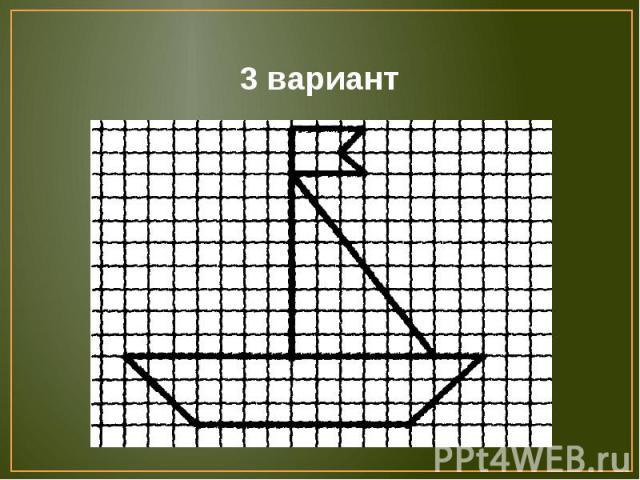 3 вариант